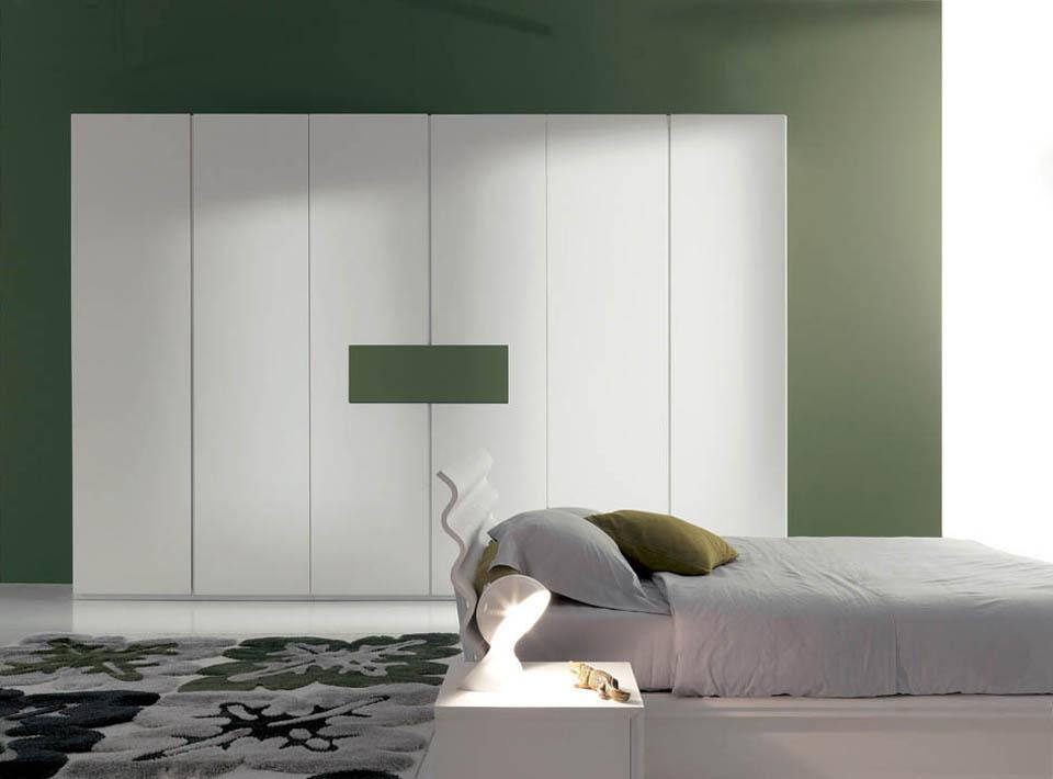 armadio design porta tv, camere moderne