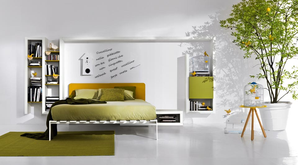 Camerette ragazzi camere moderne camere bambini - Camere da letto per ragazzi moderne ...