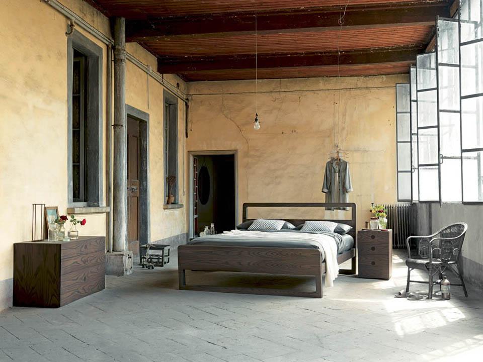 Letti moderni camere moderne for Letti contenitore moderni